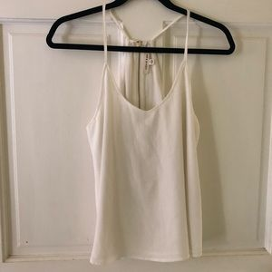 Tops - Zippered back top